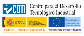 Convocatoria 2016 Programa FEDER-INNTERCONECTA