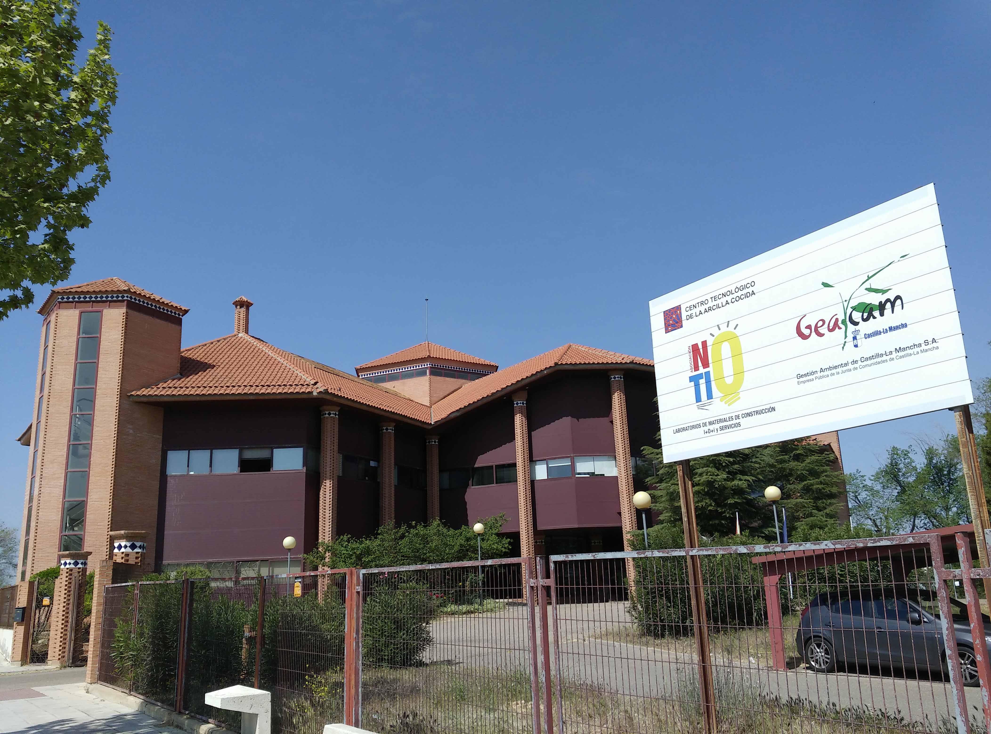 Centros Tecnológicos de Castilla-La Mancha