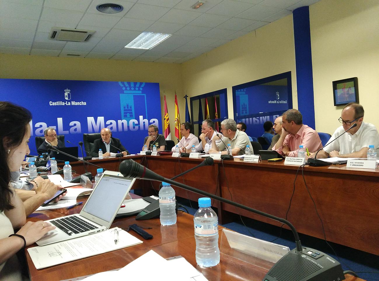 Comisión Minera de Castilla-La Mancha