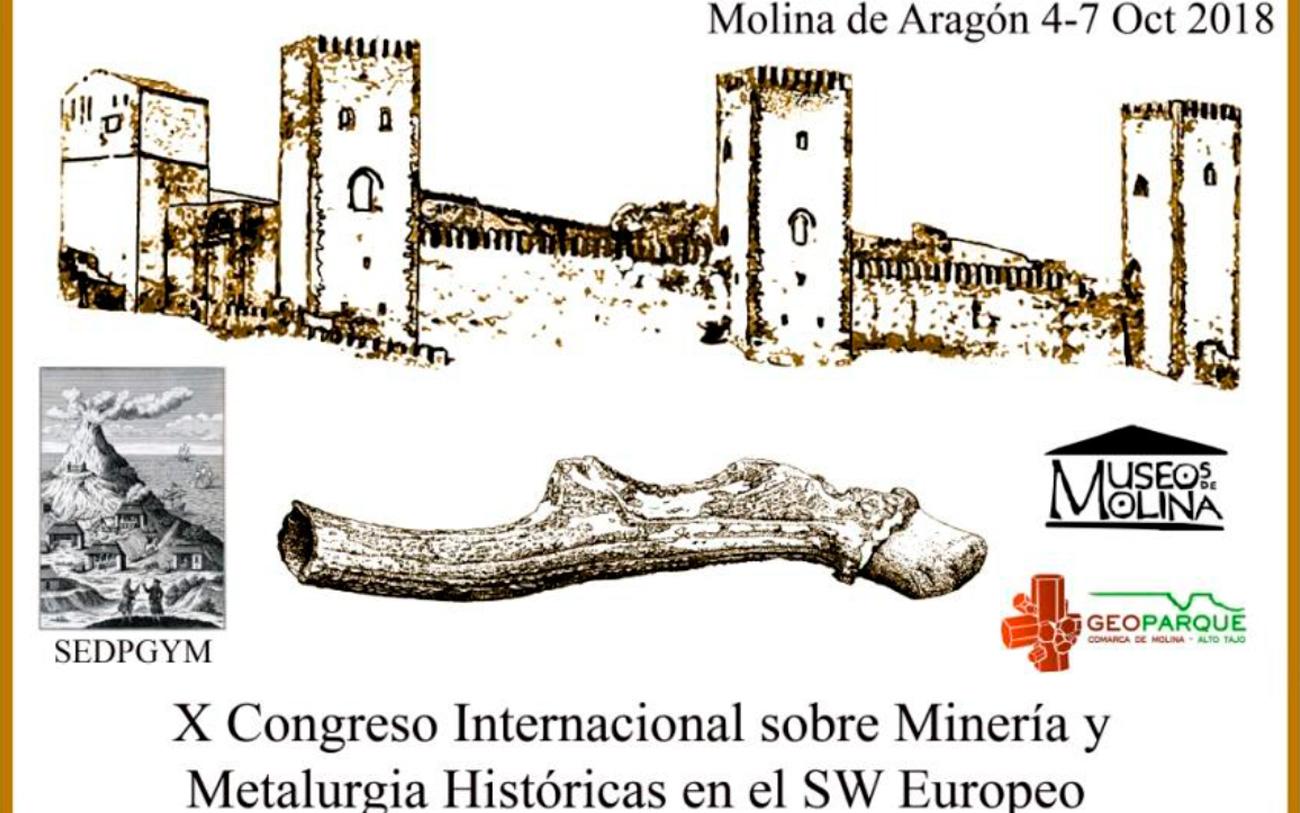NOTIO en el CONGRESO INTERNACIONAL sobre MINERÍA Y METALÚRGIA HISTÓRICAS EN EL SW EUROPEO