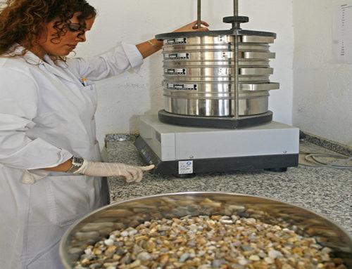 Laboratorio de Áridos