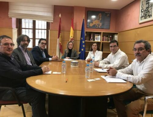 El Gobierno regional y FEDICAM estudian posibilidades de colaboración en programas europeos
