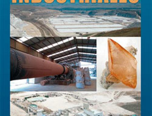 """Nuevo libro """"Minerales Industriales"""" de Fueyo Editores"""
