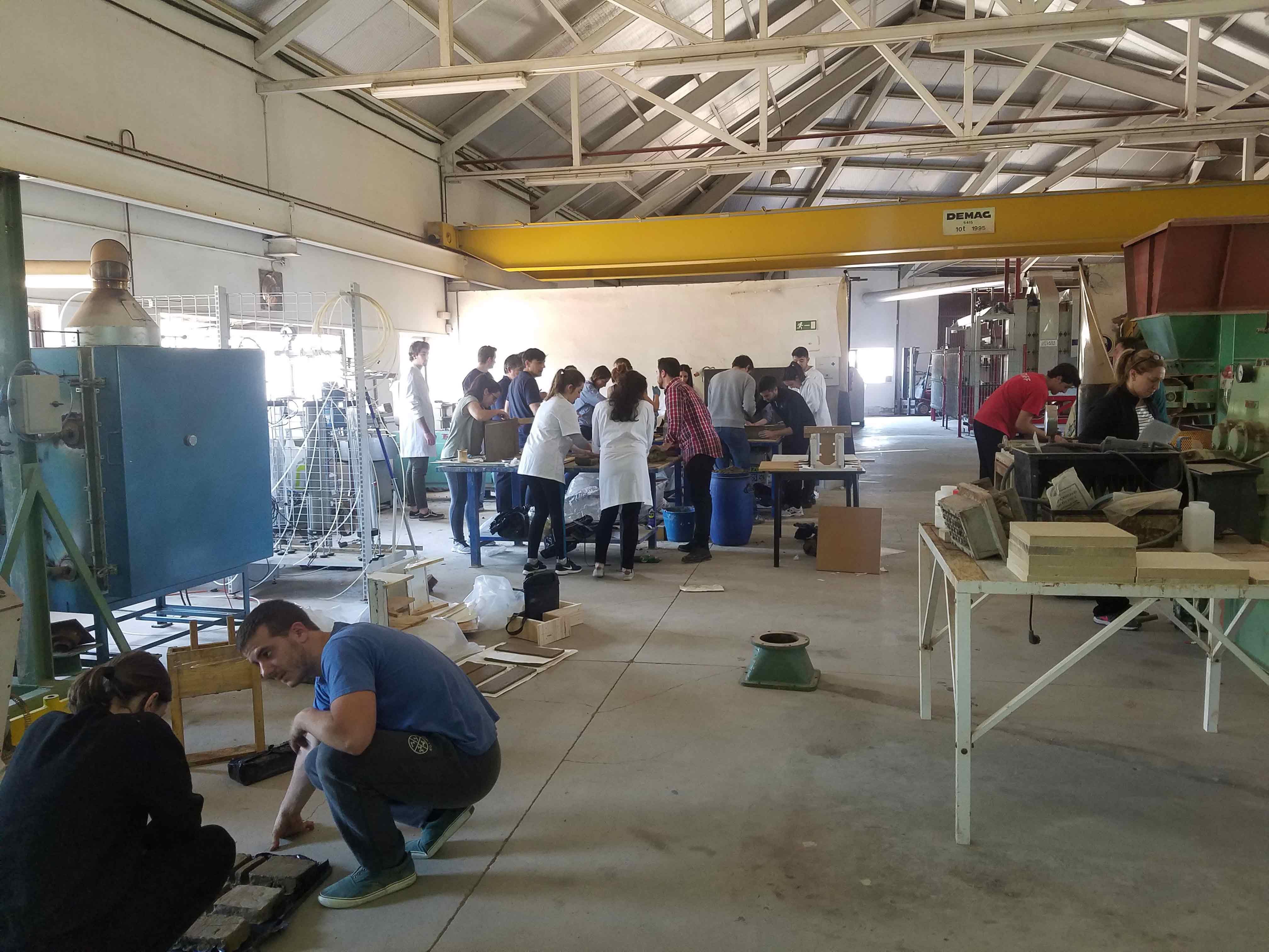 prototipo piezas ceramicas