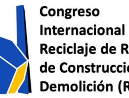 NOTIO ASISTIRÁ AL I CONGRESO INTERNACIONAL DE RECICLAJE DE RESIDUOS DE CONSTRUCCIÓN Y DEMOLICIÓN