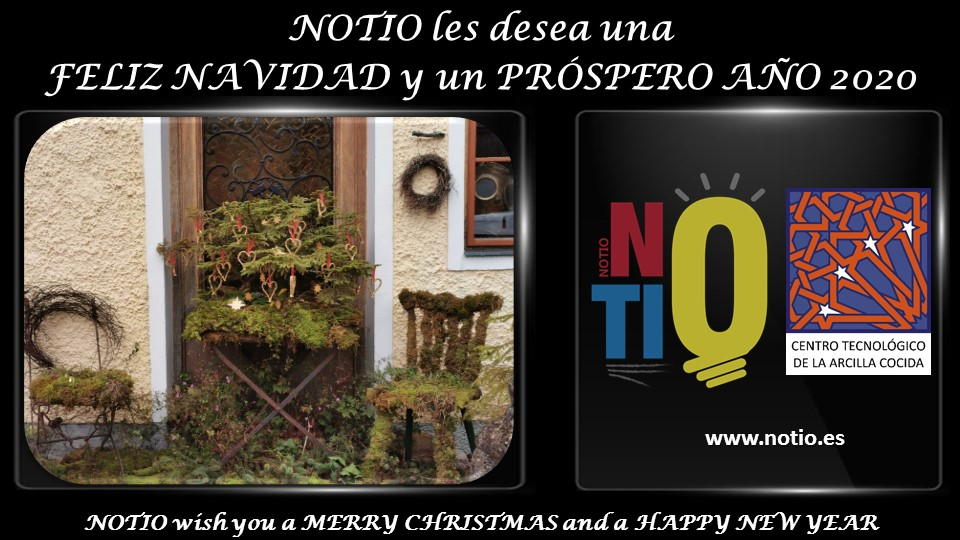 NOTIO les desea Felices Fiestas