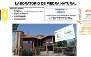 NOTIO: ENSAYOS DE PIEDRA NATURAL