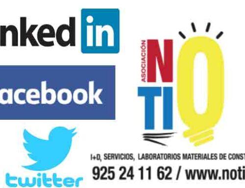 NOTIO en las redes sociales