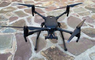 Dron NOTIO