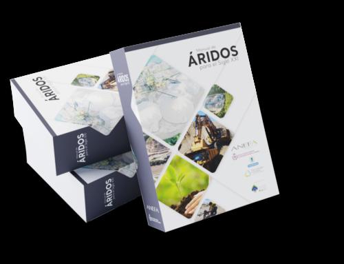 ANEFA pone a la venta el Manual de áridos para el Siglo XXI
