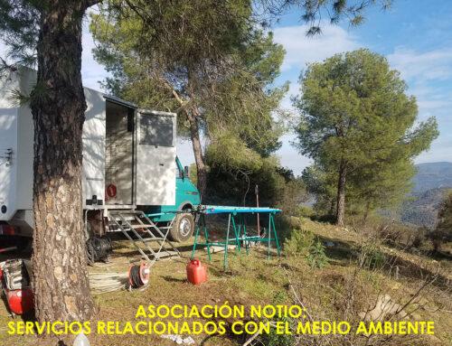 NOTIO: SERVICIOS RELACIONADOS CON EL MEDIO AMBIENTE