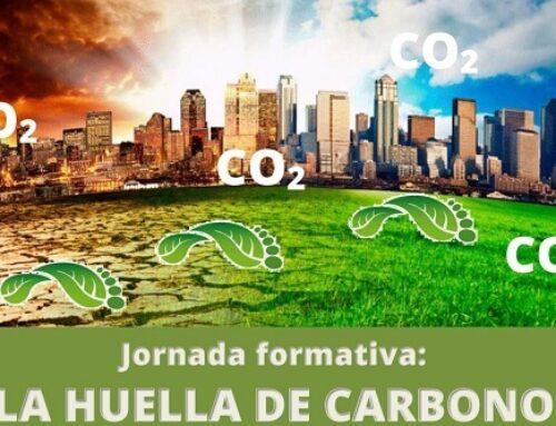 JORNADA FORMATIVA SOBRE HUELLA DE CARBONO