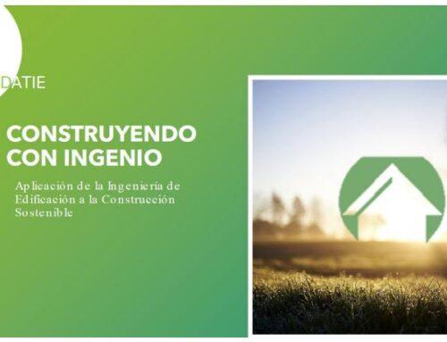 NOTIO PATROCINA LA OLIMPIADA: «INGENIERÍA EN LA EDIFICACIÓN: CONSTRUYENDO CON INGENIO»