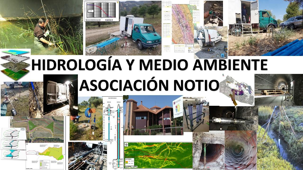 HIDROLOGÍA Y MEDIO AMBIENTE